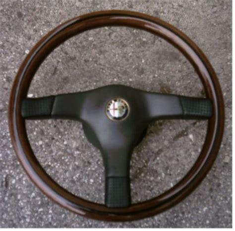 volante legno alfavirtualclub forum leggi argomento volante in legno