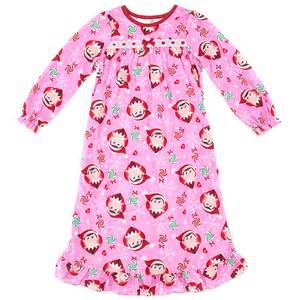 on the shelf pink nightgown for