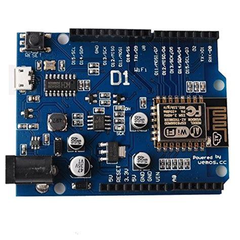 Wemos D1 Wifi Arduino Uno Esp8266