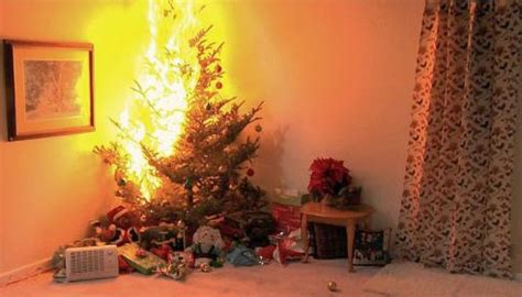 10 ways to prevent christmas tree fires first