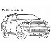 TOYOTA Coloring Pages 7 / Kids Printables