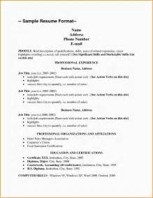 7 listing skills on resume mac resume template
