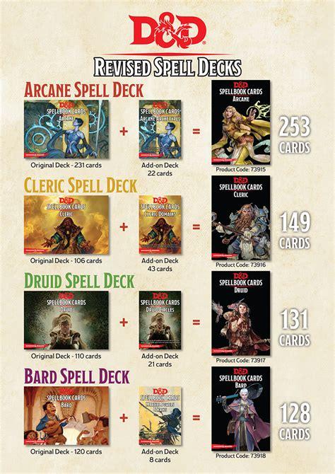 d d revised spell decks gf9 bell of lost souls