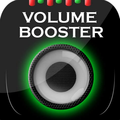 volume booster android volume booster woofer appstore for android
