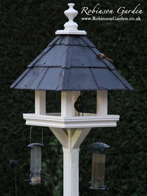 beaulieu bird table bespoke handcrafted bird feeder