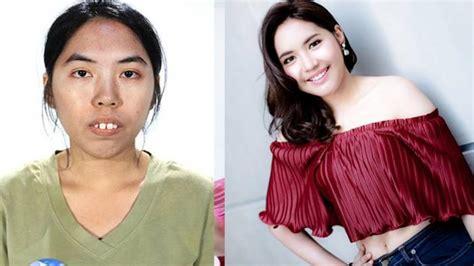 film thailand wanita jelek jadi cantik wanita ini berubah jadi cantik setelah ikut quot let me in