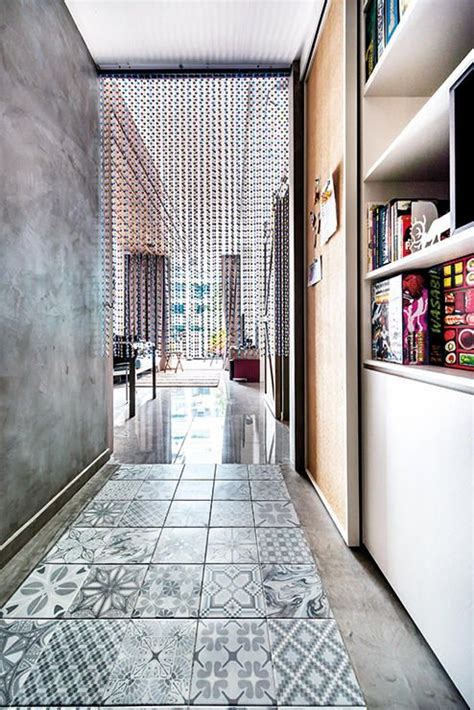 pattern tiles singapore 7 savvy ways to use patterned tiles for visual impact
