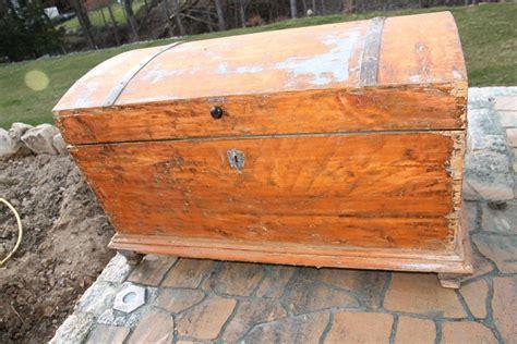Alte Holztruhe Restaurieren by Eine Alte Holztruhe Restaurieren Teil 2 Step By Step