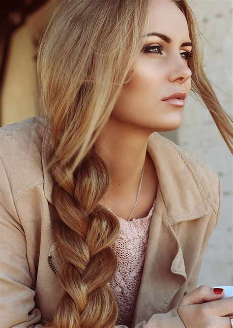 Simple Braided Hairstyles by Hairstyles Ideas For Hair 2017 Haircuts