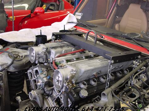 Where Is The Engine In A Lamborghini Lamborghini Lm002 Engine A Photo On Flickriver
