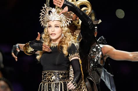 Madonnas Televised Appearance by Madonna Bowl Halftime Show 2012 Hd Medley Live