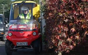 Nz Post Electric Vehicles Electric Delivery Vehicles For Nz Post Radio New Zealand