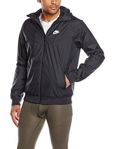 Jaket Nike Parasut Windrunner Grey nike mens windrunner hooded track jacket white black wolf grey 727324 101 size 2x large