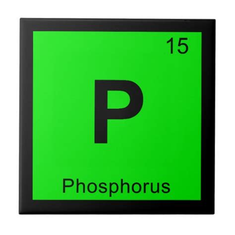 Phosphate Periodic Table by Periodic Table Thinglink