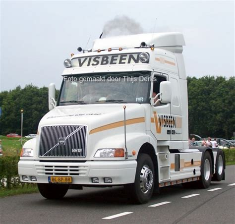 Visbeen Volvo Nh12 Visbeen Oude Tonge Nederland Blog Van Thijs