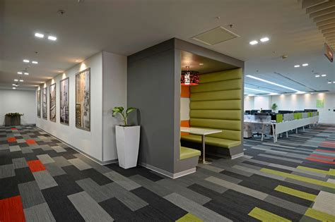 Interiors Hyderabad by Nizam Culture Reflects In Office Decor Of Pegasystems