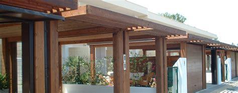 tettoia legno lamellare tettoie e pergolati legnotecnica net