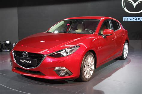 mazda 3 hatchback revealed autocar new mazda 3 hatchback revealed autocar