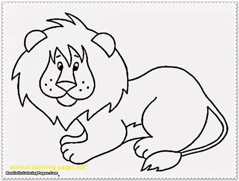 coloring pages animals pdf animal coloring pages pdf with awesome animal coloring