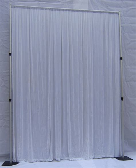trade show drapes and pipes rk pipe and drape for trade shows rk is professional pipe