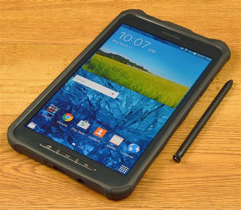 Tablet Samsung A With Pen samsung galaxy tab active review page 2 of 3