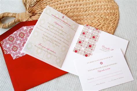 wedding sle invitations destination wedding passport style invitations