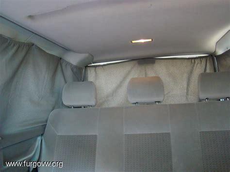 cortinas y mosquiteras vw t4 - Cortinas Vw T4