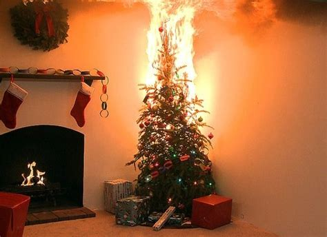 how not to burn your house down during the holidays