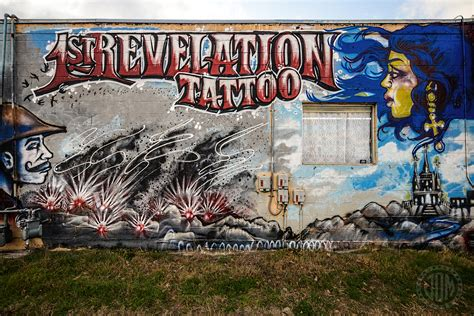 1st revelation tattoo changing societies perception one at a time 1st