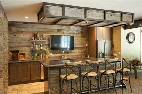 Kitchen Counter Decorating Ideas Pictures driftwood basement