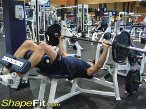 wide grip decline bench press wide grip decline barbell bench press chest exercise guide
