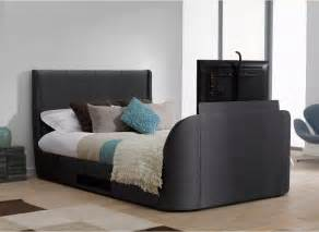 King Size Bed Dimensions Dreams Titanium T3 Tv Bed Frame With Samsung Led Tv Dreams