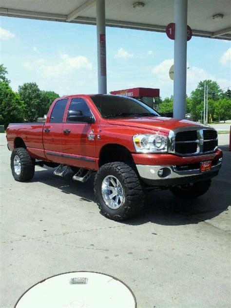 dodge cummins lift 07 dodge cummins big horn 6 quot lift on 38 quot tires my truck