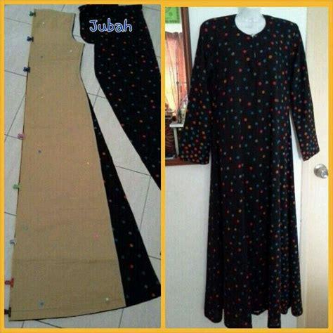 pattern of baju kurung pola jubah baju kurung kaftan abaya peplum tutorial