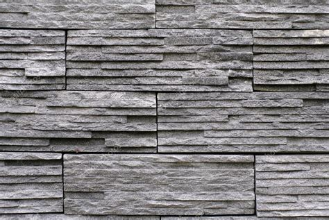 Modern Stone Wall Texture textura de la pared de la pila de piedra pizarra foto de