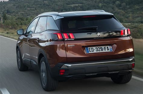 peugeot first car 2017 peugeot 3008 1 6 thp 165 allure eat6 review review