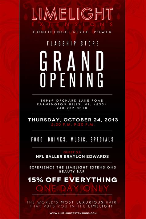 5 New Opening On October 16 by Detroit S Luxury Bar Opens Presented By
