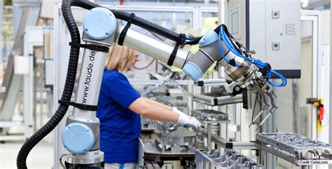 real and industrial robots meet your new colleague ge look ahead the economist