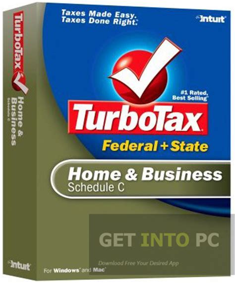 turbotax home and business canada