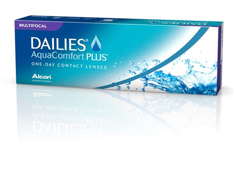 Aqua Comfort Plus by Dailies Aqua Comfort Plus Multifocal 30 Pack Optical Plus