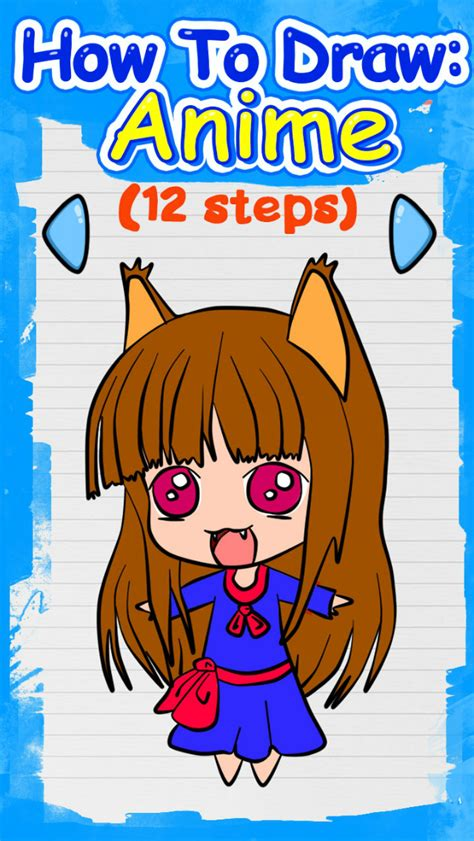 How To Draw Anime App