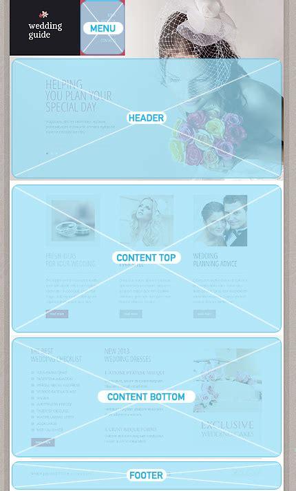 drupal themes wedding elegant wedding planner drupal template 44568