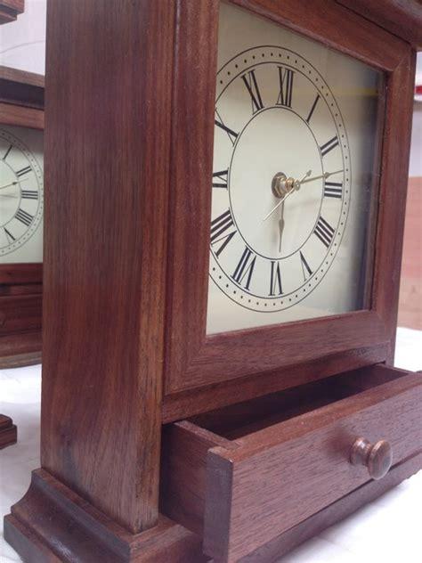 mantel clock   plans  randy sharp