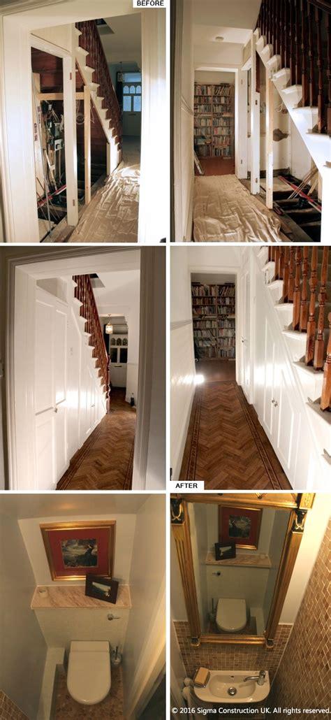 toilet  stairs understairs toiletwc