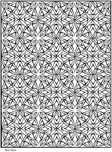 lotus designs coloring pages welcome to dover publications