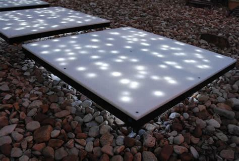 lights walkway five brilliant led inventions for everyday use