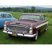 1957 Nash Rambler Ambassador  Vintage Vehicle Classic