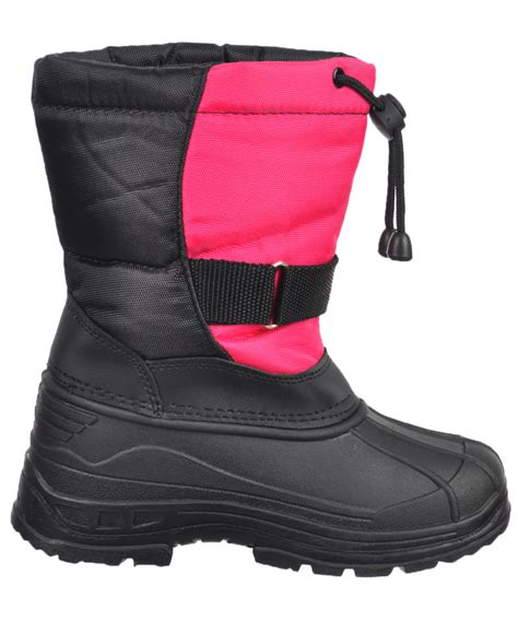 size 12 boots skadoo quot snow goer quot boots toddler sizes 8 12 ebay