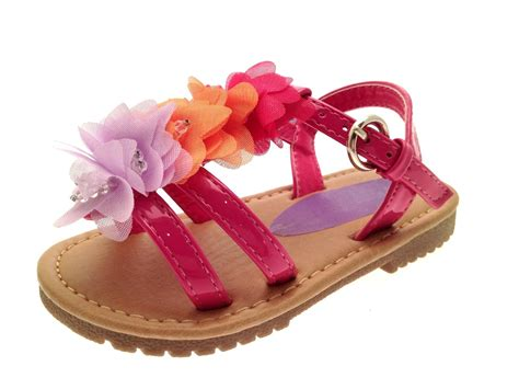 childrens sandals summer sandals infants shoes flower