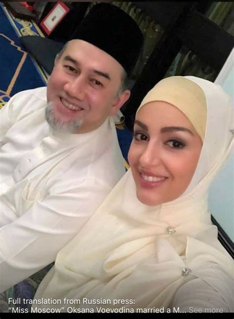agong marries russian beauty queen  moscow hype malaysia